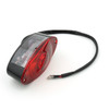 Tail Light License Plate illumination Running Universal Fit 5W 21W, Black