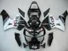 Fairings Honda CBR 600 RR Black West Racing (2003-2004)