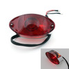Tail Light License Plate illumination Running Universal Fit 5W 21W, Chrome