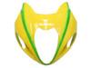 Fairings Suzuki GSX1300 Hayabusa Green & Yellow Hayabusa Racing  (1999-2007)