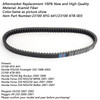 Scooter Drive Belt For Honda FES250 Foresight 250 1998-2005 Forza 250 NSS250