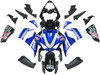 Fairings Yamaha YZF-R1 Blue Black BMC R1 Racing (2009-2012)