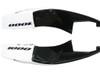 Fairings Suzuki GSXR 1000 White Black Pramac Racing  (2005-2006)