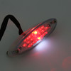 Tail Light LED License Tag illumination Running Universal Fit, Clear