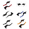 Staff Length Adjustable Brake Clutch Levers Ducati S4RS 2006-2008