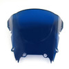 Windshield WindScreen Double Bubble Yamaha YZF R6 (1998-2002) Blue