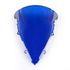 Windshield WindScreen Double Bubble Yamaha YZF R6 (2003-2005) Blue