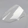 Windshield WindScreen Double Bubble For Kawasaki ZX6R 2009-2010 ZX10R 08-10