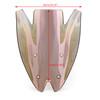 Windshield WindScreen Double Bubble for Kawasaki Z1000 2010-2013 WI