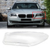 Left Headlight Cover Clear Lens BMW F10 F18 520 523 525 535 530 (2010-2014)