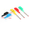 Mad Hornets 60PCS Insulated 4mm Banana Plug Test Probes Binding Posts Multimete