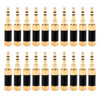 Mad Hornets 20PCS Gold Plated 3.5mm Mini Stereo Jack Plug Carbon