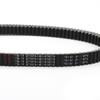 Drive Belt 23100-L6C-0000 For SYM 23100-L6C-0000, Maxsym 600i, SYM Maxsym 600i ABS (11-15) Black