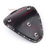 Cafe Racer Solo Seat Cover For Harley Sportster 883 Xl Bobber Chopper, Black