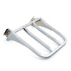 Sissy Bar Backrest Luggage Rack For FLSTF FLST FLSTC FLSTSC FLSTS FXST, Chrome