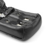Leather Driver & Passenger Seat 2-up For Honda Shadow VLX 600/VT600 (1988-1998) Black