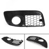Right Front Bumper Fog Lamp Lights Grill Grille For Volkswagen GOLF MK5 GTI (2006-2008)