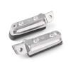 Front Footrest Foot Pegs For Honda CBF600 (04-09) CBF1000 (04-10) VFR800 (98-09) VTR1000F (97-06)