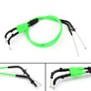 Throttle Cable For Kawasaki Ninja ZX-10R (2011-2015) Green