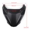 Front Hugger Wheel Cover Beak Extension For Yamaha MT-09 FJ-09 Tracer 17 Black