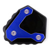 Kickstand Side Stand Enlarge Extension Plate For BMW G310 G 310 GS 2018 Blue