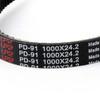 Drive Belt For CFmoto CF250T-3 v3/v5/v9 1000*24.2, Black