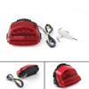 Integrated LED TailLight Turn Signals For Honda CBR1000RR 2008-2012 Red