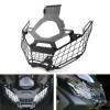 Headlight Grill Guard Lamp Cover Protector Black For Honda X-ADV 750 2017-2020 Black