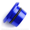 CNC Frame Hole Cover Guard For Yamaha T-max Tmax 530 2005-2016 Blue
