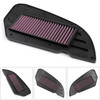 Air Filter for KYMCO DOWNTOWN 350I 350, 300I 300, 200I 205, Purple
