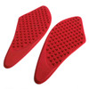 Tank Traction Pad Side Gas Knee Grip Protector For Kawasaki ZX-6R 07-08 Red