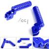CNC Front Foot Pegs For CB125R CB250R CB300R 2018 CBR250RR 17-18 CB1100 13-14 CB1300 03-10 VFR1200X 12-13 Blue