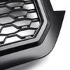 LED Front Grille For Chevrolet Silverado 1500 2016 2017 2018 Black