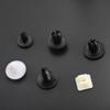 150PCS Car Push Pin Rivets Clip Door Pannel Bumper Repair Fastener Clips Kit