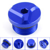 Aluminum Engine Oil Filler Cap For BMW S1000R 14-18 S1000XR 15-18 G310GS 17-18 Blue