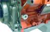 LS Oil Pressure Sensor Adapter M16X1/8 NPT Turbo Feed Port Gauge Adapter 5.3 6.0