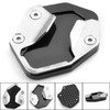 CNC Kickstand Side Stand Extension Fit For TRIUMPH TIGER 800 13-14 XCA XCX XR 15-17