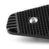 Rear Foot Brake Lever Pedal Extension Enlarge Pad Extender Fit For BMW R nineT Scrambler Urban 17-20 Black