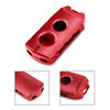 Key Case Cover Holder Protector For Yamaha NVX 155 AEROX 155 15-19 XMAX 125/250/300/400 17-19 Red