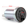 Fuel Pump For Honda NSS250 Forza 250 MF10 08-10 NPS50 Zoomer (NPS505/6/8/9) 05-09 Silver