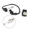Racing CDI Ignition Coil Plug For Honda ATC 125 85 ATC 200 CMX250 85-87 350 85-86 NB50 TRX70 86-87 TRX90 93-05 XL250 84-87 XL600 83-87