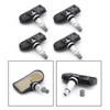 4PCS Tire Pressure Monitoring System Sensor 56053031AD For Avenger 12-13 Caliber 11-13 Journey 09-10 Charger 08 Black