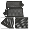 Radiator Guard Protector Grille Cover for BMW R1200GS R1250GS LC ADV 13-19 Black