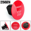 2215450714 Keyless Go Start Button Engine Ignition Switch For Benz CL550 CLS350 E350 GL350 ML350 S550 SLK200 10-14 RED