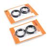 Fork Seal Kit for Honda CR125R 90-91 CR250R CR500R 89-91 CBR600RR 03-04 GL1500C 97-00 GL1500CD 01-03 GL1500CT 97-00 VTX1800 02-08