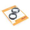 Fork Seal Dust Kit for Kawasaki ZX-9R 98-03 ZX600 Ninja ZX-6R 98-02 ZX-6 03-04 ZX636 ZX-6R 02 ZX600 06-08