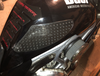 Tank Traction Pad Side Gas Knee Grip Protector Fit For Triumph THRUXTON STEVE McQUEEN SE 04-12 Clear