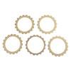 Clutch Plate Kit Fit For Honda CMX300 Rebel 17-20 CRF250 CRF250L CRF250M 12-17 CB300R CB300F CBR300R 15-20