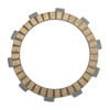 Clutch Plate Kit Fit For Yamaha ST225 (5BT) Bronco 97 TTR225 TT-R225 99-04 XT225 Serow 86-00 TTR230 TT-R230 05-14