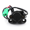 Fuel Gas Tank Cap Cover With Keys Fit For Yamaha TTR225 99-04 XT225WE Serow 97-04 SR125 99-00 RZ50 98-06